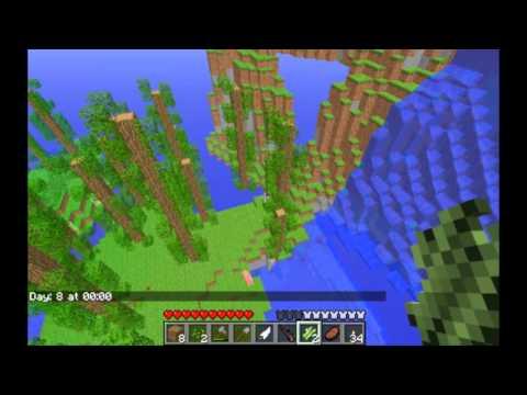 Minecraft Map Spotlight : Rainforest Valley