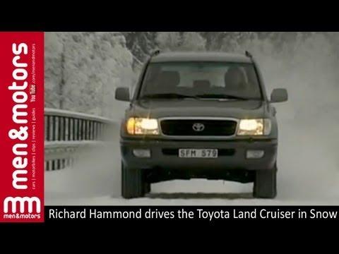 Richard Hammond: Toyota Land Cruiser Off-Road Test