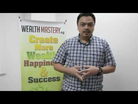 Wealth Mastery Review Singapore  - Abdul Mohsin Bin Abdul Ghani