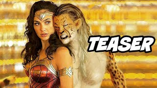 Video Wonder Woman 2 Official Teaser - Steve Trevor Scene Explained MP3, 3GP, MP4, WEBM, AVI, FLV Agustus 2018