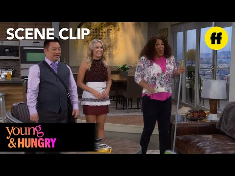 Young & Hungry | Season 4, Episode 6: Josh's New Assistant | Freeform