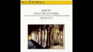"Video Virgil Fox - ""Little"" Fugue in G Minor - Bach -- Great Organ Works MP3, 3GP, MP4, WEBM, AVI, FLV Mei 2019"