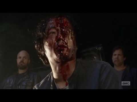 The Walking Dead - Glenn's Death.