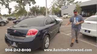 Autoline's 2008 Saturn Aura XE Walk Around Review Test Drive