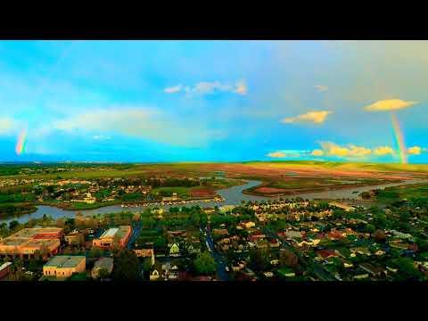 Rainbow in Suisun City
