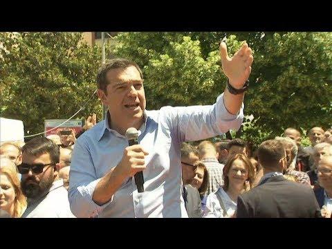 Αλ. Τσίπρας: Η 26η Μαΐου, η αρχή για τη μεγάλη νικηφόρα πορεία
