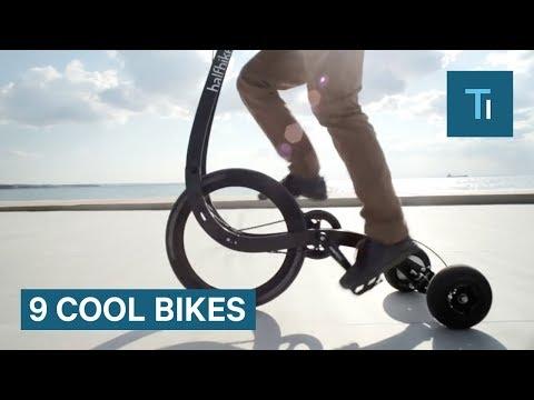Δείτε τα εννέα πιο περίεργα ποδήλατα στον κόσμο
