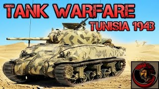 Tank Warfare: Tunisia 1943 - tactical battalion level combat simulation. Continuation of Graviteam Tactics series on the Western Front. Game is comprised of ...
