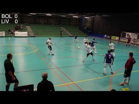 Bolton Futsal Club Vs Liverpool Futsal Club 9th December 2018