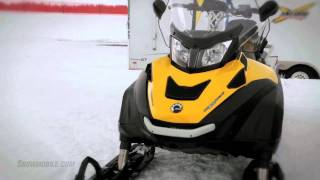 8. 2012 Ski-Doo Skandic SWT Snowmobile Review