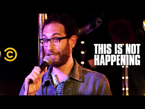 Ari Shaffir Visits a Strip Club: This Is Not Happening (CC:STUDIOS & Comedy Central)