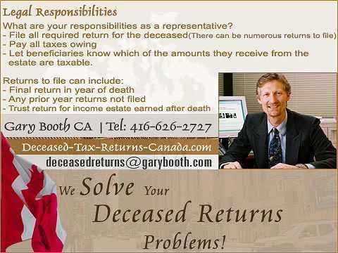 Income Tax Preparation Services in Toronto P43 | backtaxescanada.ca
