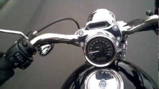 5. Harley Davidson XL1200C What are they like?