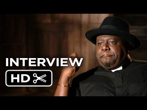 A Haunted House 2 Interview - Cedric the Entertainer (2013) - Horror Comedy Sequel HD