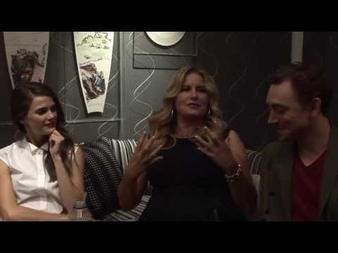 Keri Russell, Jennifer Coolidge, JJ Field