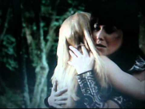 Xena Warrior Princess and Gabrielle. Music Video, ET, Katy Perry
