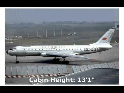 Tupolev Tu-330  Commercial Passenger...