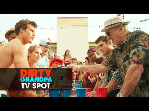 Dirty Grandpa (TV Spot 'Let's Go')