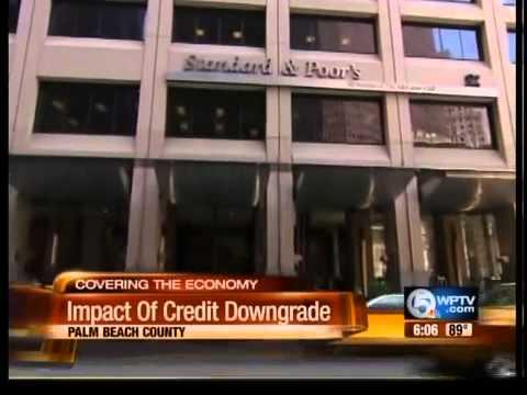 US Loses AAA Credit Rating