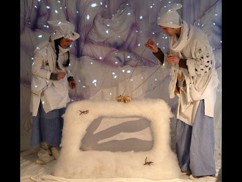 Театр на ладошке. Зима. МТК Промо