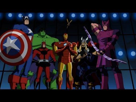 Avengers: Earth's Mightiest Heroes AMV
