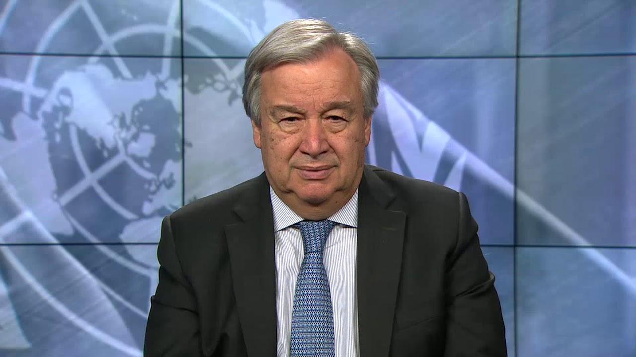 Обращение главы ООН по случаю 15-й годовщины теракта в Багдаде