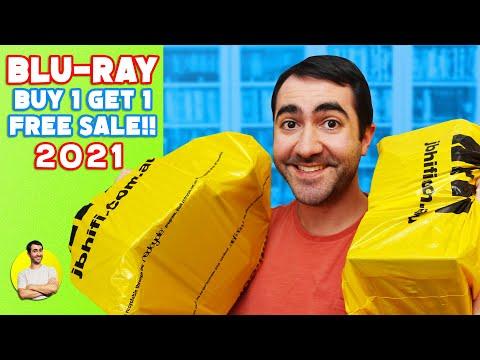 BUY 1 GET 1 FREE Blu-rays & 4Ks 2021 (JB Hi Fi & Amazon!)   Dave Lee Blu-ray Update