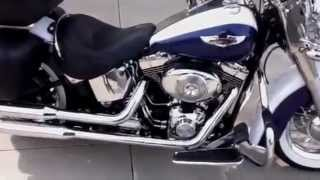 10. 2006 Harley Davidson Softail Deluxe