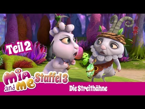 Die Streithähne - Teil 2 - Mia and me - Staffel 3