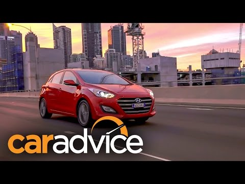 2015 Hyundai i30 Series II Review : Australian launch