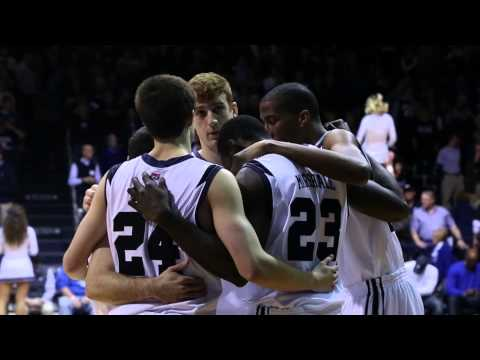 Men's Basketball Mid-Season Highlights