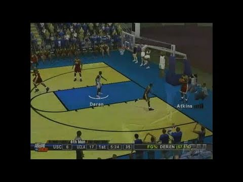 College Hoops 2K8 Playstation 2