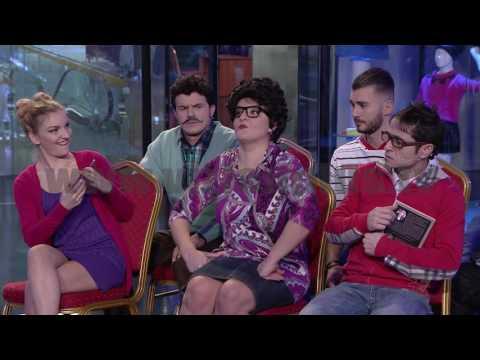 Al Pazar - 17 DHJETOR 2016 - Pjesa 4 - Show Humor - Vizion Plus