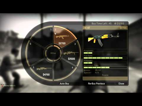 Counter Strike: Global Offensive Beta Gameplay - PC 1080p