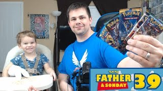 Hello Pokemon Fans! Welcome to Father & Sonday where Lukas and I open packs together every Sunday! Today we open up some random Pokemon packs of Sun and Moon, Guardians Rising, Evolutions, and Steam Siege!Official shirts and apparel!http://shrsl.com/?ekamCheck out http://www.ccgcastle.com for great prices on all your Pokemon TCG needs!Check out https://www.http://tcevolutions.com for amazing damage dice & GX counters! Support us with Amazon!We get a small kickback from ANYTHING you buy, and it costs you nothing extra: https://www.amazon.com/?tag=thepokem-20Become a patron or donate to support more awesome content!Patreon: https://www.patreon.com/PokemonEvolutionaries Donations: http://paypal.me/PkmnEvolutionariesBIG SHOUT OUT TO OUR $10+ PATREON SUPPORTERS!$20- LazbreathFOLLOW THE TEAM CCG CASTLE MEMBERS:Ryan Sabelhaus: https://twitter.com/Sabelhaus_TCGRahul Reddy: https://twitter.com/thefleeeeJimmy Pendarvis: https://twitter.com/Ginge_TCGIgor Costa: https://twitter.com/IgorDolbethAzul Griego: https://twitter.com/Azul_GGSubscribe for more Pokémon TCG content! - http://www.youtube.com/user/pkmnevolutionaries?sub_confirmation=1 Want to stay up to date? Follow us on social media!Twitter: https://twitter.com/ThePokemonEvos Twitch: https://www.twitch.tv/thepokemonevolutionaries Website: http://www.pokemonevolutionaries.comWant to send us fan mail?The Pokémon EvolutionariesPO Box 15194Brooksville FL 34604If you enjoy Yu-Gi-Oh check out our second channel, Magician's Descendant!https://www.youtube.com/c/magiciansdescendant94 For questions and/or inquiries of any kind, feel free to reach out to us!The Pokémon EvolutionariesGeneral Contact/Trade InquiriesContact@PokemonEvolutionaries.com Kevin KrustExecutive Producer/ManagerKKrust@PokemonEvolutionaries.com Intro/outro music provided by A Cloud Called Klaus!Twitter: https://twitter.com/CloudKlaus YouTube: https://www.youtube.com/c/acloudcalledklaus Special thanks to the following channels for providing the music used in our v
