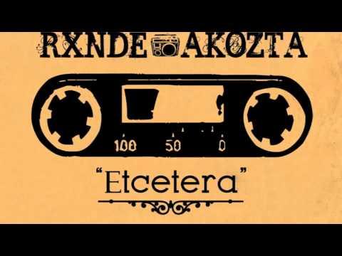 """RXNDE AKOZTA-""""Interrogante"""" (Etcetera 2012)"""