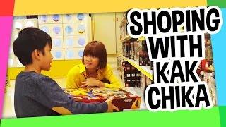 Video Shopping with kak chika MP3, 3GP, MP4, WEBM, AVI, FLV Maret 2018