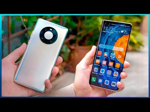 Huawei Mate 40 Pro, PRIMERAS IMPRESIONES