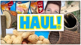 Pet Supply Haul | Little Monsters Pet Centre | January 2018 by ErinsAnimals