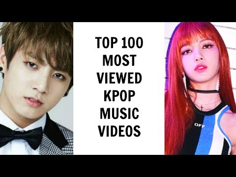 [TOP 100] MOST VIEWED KPOP MUSIC VIDEOS | June 2017
