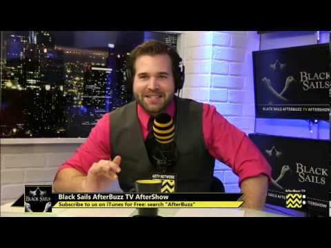 "Black Sails After Show Season 1 Episode 5 ""V"" | AfterBuzz TV"