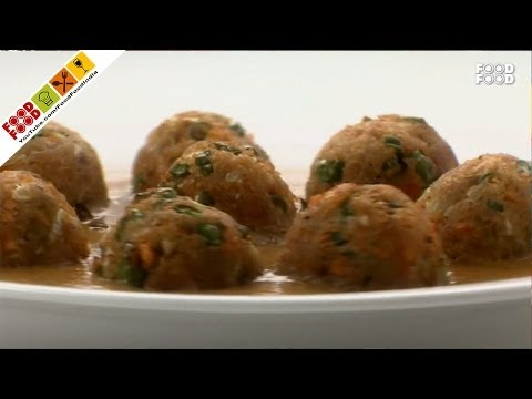 Mix Vegetable Kofta Curry-Turban Tadka