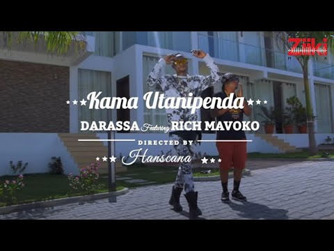 Darassa ft Rich Mavoko - Kama Utanipenda (Official Music Video)