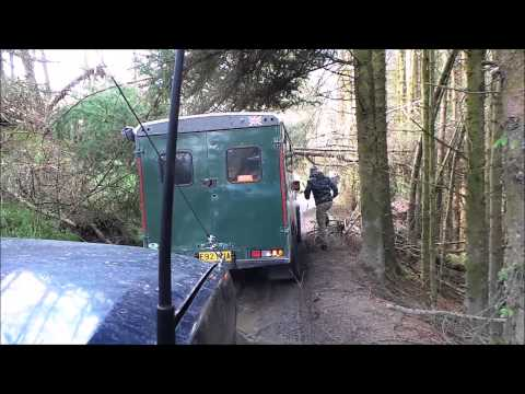 Bug Out Vehicle & The Strata Florida Green Lane -  Part 3
