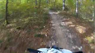 3. ATV Quad Polaris Scrambler 500 HO 4x4 2012 - ATV - Auvergne - Test GoPro HD 2