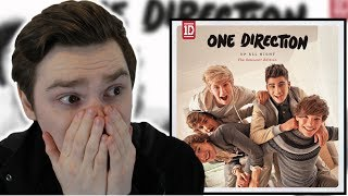 Video NEVER Listened to UP ALL NIGHT - One Direction Album Reaction MP3, 3GP, MP4, WEBM, AVI, FLV Agustus 2018