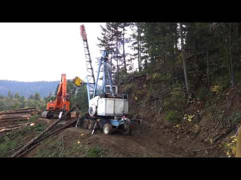 Yarder Logging