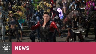 $12,000,000 in Paragon Assets Released for Free!   Unreal Engine