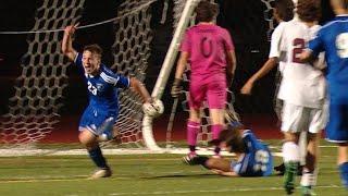 Boys' Soccer Highlights: Old Lyme 1, East Lyme 1