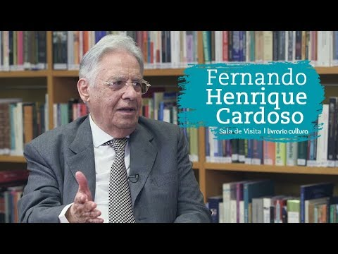 Sala de Visita – Entrevista com Fernando Henrique Cardoso